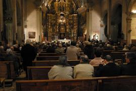 La iglesia de Sant Miquel de Palma estará cerrada del miércoles al viernes
