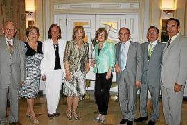 Entrega del Molino de Oro de la Asociación de Amigos de los Molinos