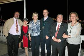 Entrega del Molino de Oro de la Asociación Amigos de los Molinos de Mallorca