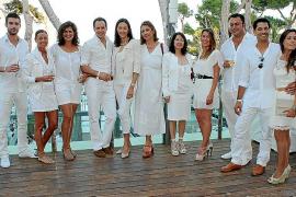 Fiesta de Blanco en Nikki Beach.