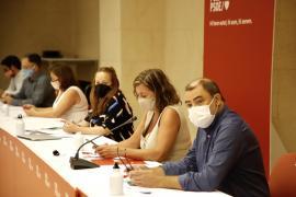 Armengol convoca a los partidos para analizar la situación de Balears