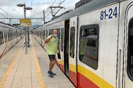 Odisea en el tren: «Valido la tarjeta en Inca, pero bajo en la siguiente estación»