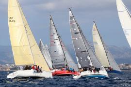El Trofeo Princesa Sofía mantiene para octubre las pruebas de cruceros y monotipos