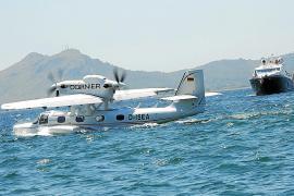 El Port de Pollença acogerá el I Congreso Europeo de Hidroaviación