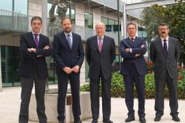 La dirección del BMN reitera su compromiso con las pymes y familias de Balears