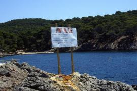 Comienza un nuevo verano y las visitas de civiles siguen restringidas en el Cap de Pinar de Alcúdia