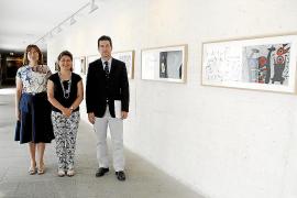 La Fundació Miró cierra la itinerancia de 'Miró. Poesía y luz' en Suiza
