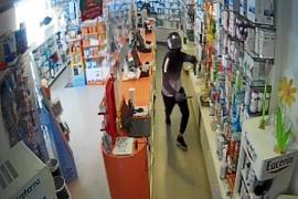 La Guardia Civil busca al ladrón que robó 200 € a punta de navaja de una farmacia