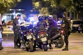 Al menos cuatro detenidos en Palma por traficar con tres kilos de cocaína