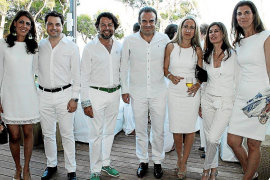 Nikki Beach inaugura la temporada con una gran fiesta blanca