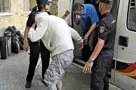 Los detenidos en 'El Hoyo' eran unos de los principales proveedores de marihuana de Palma