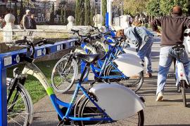 El Ajuntament subvenciona a cada usuario de Bicipalma con 200 euros