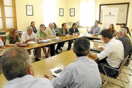 El Govern inicia el PORN de la Serra advirtiendo de que «proteger no es prohibir»