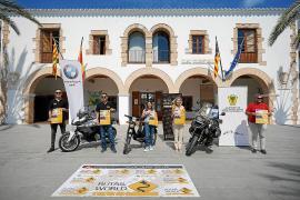 Ibiza Rider Day, un evento «para que los moteros conozcan la isla Ibiza de manera diferente»