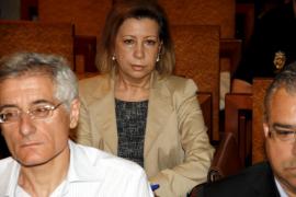 Munar: «Niego rotundamente que haya habido reparto de comisiones»