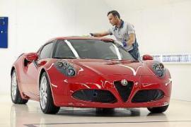 """Alfa Romeo 4C, la especial excelencia del """"Made in Italy"""""""