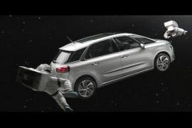 La publicidad del nuevo Citroën C4 Picasso, en Youtube