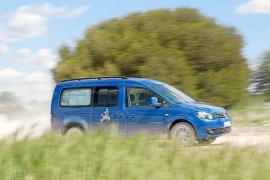 El Caddy introduce nuevos niveles de equipamiento que lo acercan al nivel de un turismo convencional.
