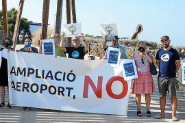 Los ecologistas ven una «ampliación encubierta» de aeropuerto de Palma