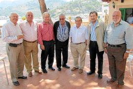 Homenaje a Javier Mayol en la Estación Naval del Port de Sóller