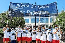 Los voluntarios de Salvem Sa Badia detectan 105 barcos sobre posidonia