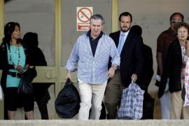 Blesa sale en libertad 15 días después de su segundo ingreso en prisión