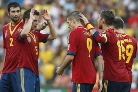 España se pasea y firma la mayor goleada de la historia en Maracaná (10-0)