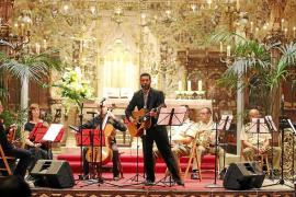 Multitudinario homenaje musical a Fray Juníper Serra en la Catedral