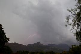A partir del jueves se esperan tormentas.