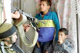 La ONU acusa a Israel de usar a niños palestinos como «escudos humanos»