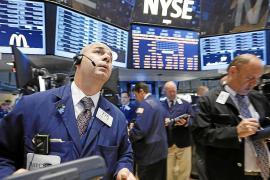 Jornada negra en las Bolsas ante el fin de los estímulos económicos en EEUU