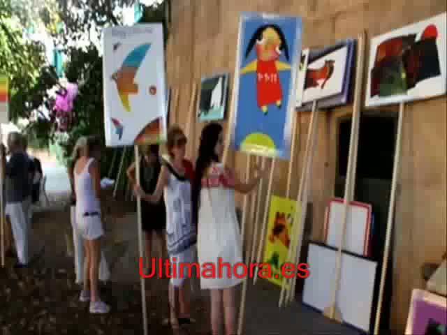 Jacek Wozniak inaugura el calendario estival de la Fundació Pilar i Joan Miró
