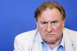 Multa y retirada del permiso a Depardieu por conducir ebrio en París