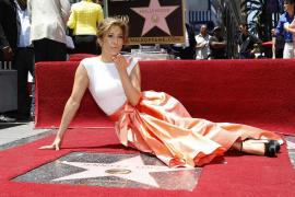 Jennifer López ya tiene su estrella en el Paseo de la Fama de Hollywood