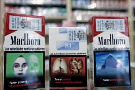Las advertencias sobre el riesgo de fumar cubrirán el 65% de las cajetillas