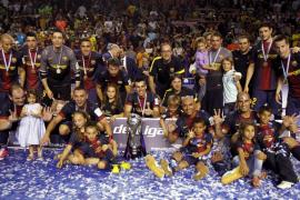 El Barça logra remontar y consigue la Liga en los penaltis