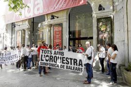 La Simfònica anuncia huelga para la ópera 'Aida' por el impago de nóminas