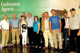 Cortés: «La agricultura balear quiere competir en igualdad de condiciones»