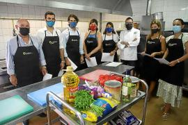 Cocina solidaria para Es Refugi