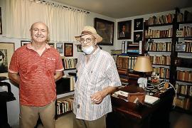 El archivo municipal de Sóller acogerá la biblioteca personal del escritor Antoni Serra