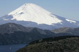 La UNESCO declara el monte  Fuji Patrimonio de la Humanidad