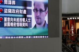 EE.UU. acusa a Snowden de espionaje y pide a Hong Kong que lo arreste