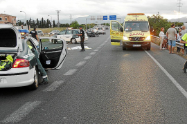 Un niño de 15 años de edad muere arrollado por un coche en Marratxí