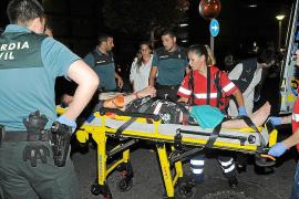 Hospitalizado un turista irlandés de 22 años tras caer desde un balcón en Santa Ponça