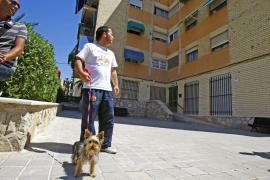 Rescatado con vida un neonato en un respiradero de Alicante