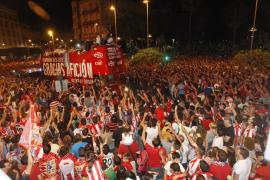 El Almería consuma su regreso a la élite