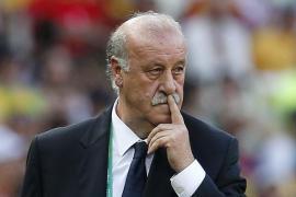 Del Bosque: «Italia va a ser un rival dificilísimo, va a ser una revancha»