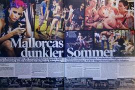 El 'Bild' critica la decadencia de Mallorca en un reportaje demoledor