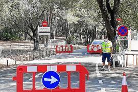 Mobilitat fija en un 50% la reducción de vehículos privados en Formentor