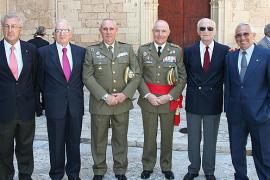 Bienvenida al nuevo comandante general de Balears